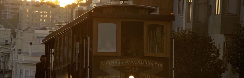 Cable Car California Street