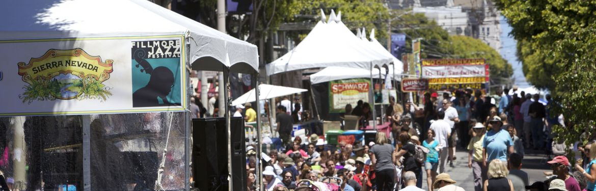 The Fillmore Street Fair